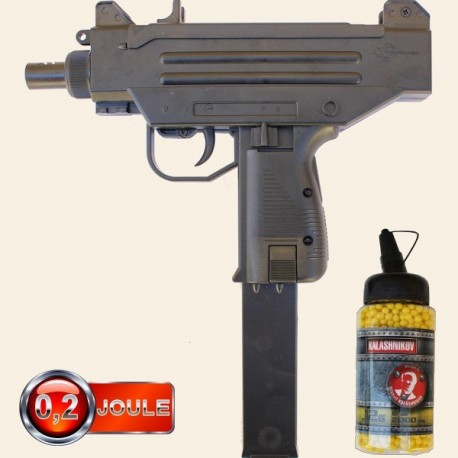 Fire Power Pro-2 + 2000 Billes 0,12grs