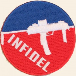 Patch MP9 Tactique Infidel