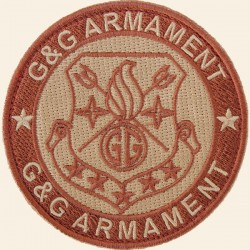 Patch G&G Armement