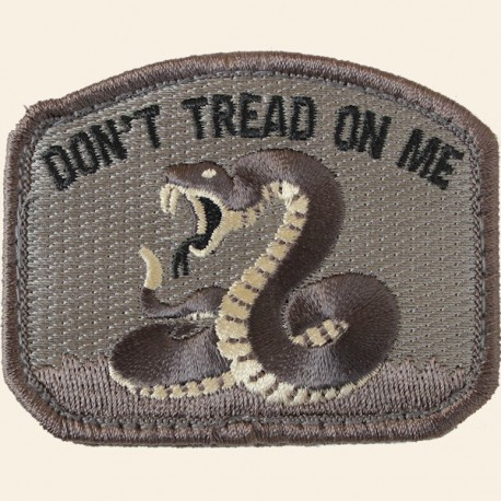 Patches Mil-Spec Monkey Don't Tread Acu