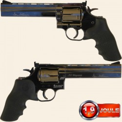Revolver Dan Wesson 715 Full Métal, 6 Pouces Steel Grey, Full Power