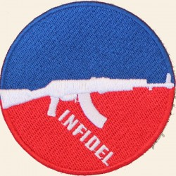 Patch Infidel AK