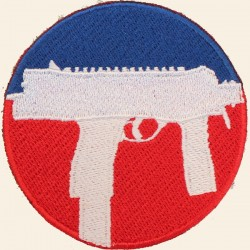 Patch MP9 Infidel