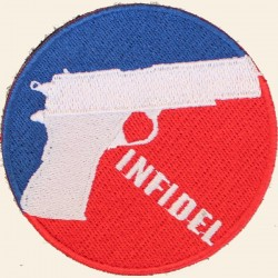 Patch Pistolet Infidel