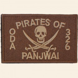 Patch Pirates of Panjwai Tan