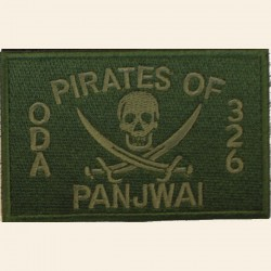 Patch Pirates of Panjwai Green