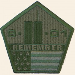 Patch Remember Green