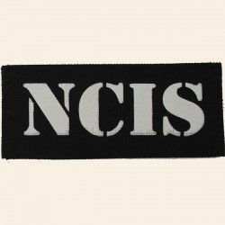 Patches NCIS Noir