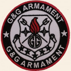 Patch Logo G&G