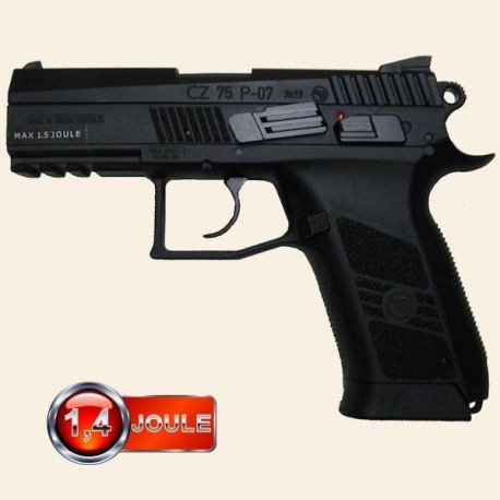 CZ 75 P-07 Duty BlowBack