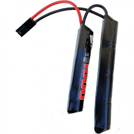 Pack 8,4V NiMH 1600 mAh INTELLECT Type CQBR