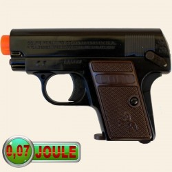 Colt 25 Noir hop up modèle pocket