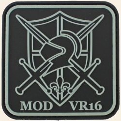 Patch Chevalier PVC MOD VR16
