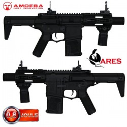 Amoeba M4 Assault Rifle Black Ares