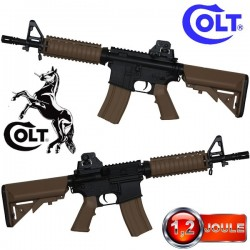 Colt M4A1 CQBR Dark Earth Combat