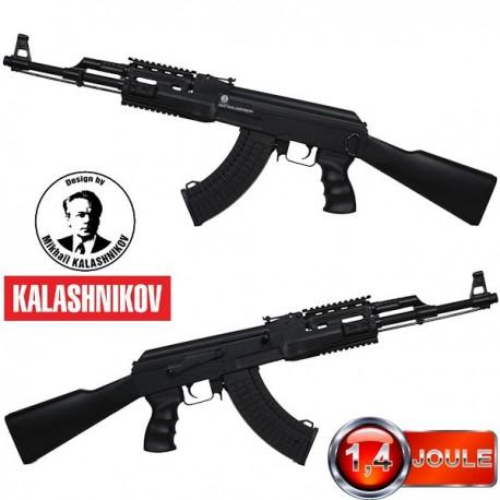 Kalashnikov AK47 Tactical Noire