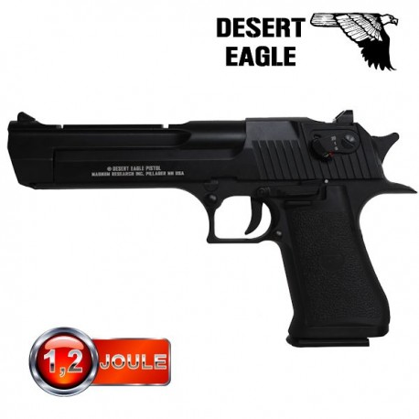 Desert Eagle 50AE Blowback, Semi et Automatique