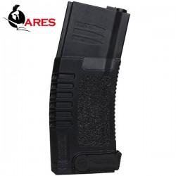 Chargeur Ares Amoeba Noir 140 Billes pour Séries M4, M15, M16