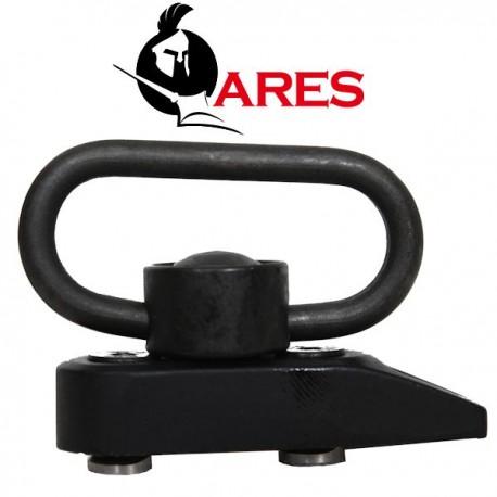 Attache Sangle Keymod Ares pour Systèmes Keymod