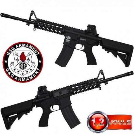 Pack Complet CM16 Raider Noir G&G L