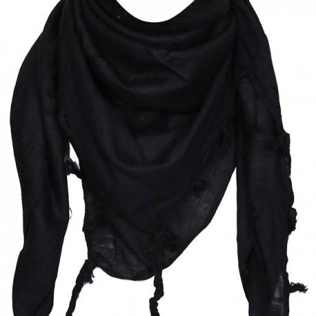 Shemag Echarpe Noir