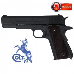 Colt 1911 A1 Blowback 100Th Anniversary Parkerized Grey Métal