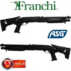 Franchi tactical Crosse pliante + 2000 billes 0,20grs