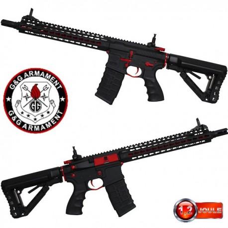CM16 SRXL Red Edition, Mosfet Intégré