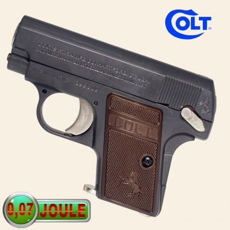 Modèle pocket Colt 25  hop up