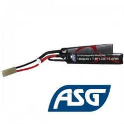 Batterie LiPo 2 Sticks 7,4v, 1300maH