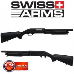 Shot Gun Multi-Shot Swiss Arms Crosse Fixe