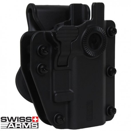 Holster Multi Angles Rigide Universel Ambidextre Swiss Arms Adapt-X