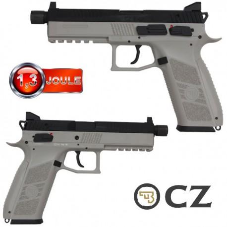 Pistolet CZ-P09 Urban Grey Blowback Full Métal