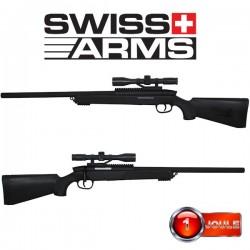 Fusil Sniper Black Eagle M6 avec Visée Point Rouge