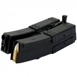 Chargeur Double Classic Army 440 Billes Balles Apparentes pour MP5