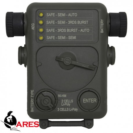 Programmeur Gearbox EFCS Amoeba/Ares