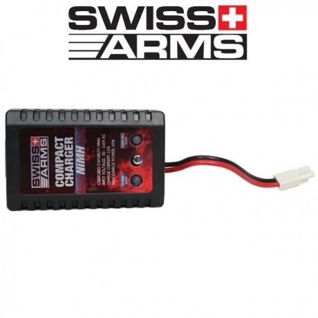 Chargeur de Batterie 8,4v 9,6v NiMh NiCd à Coupure Automatique Swiss Arms