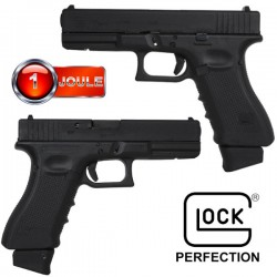 Glock 17 Blowback Métal Noir Gen4 VFC