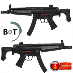 B&T MP5 A5 SLV