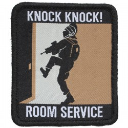 Patch Room Service 63x76mm