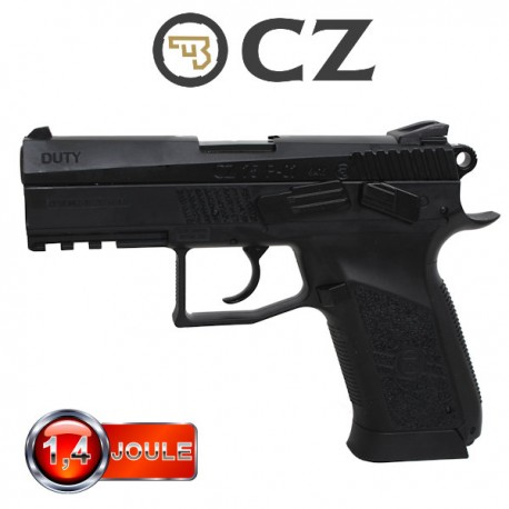 CZ 75 P-07 Duty Culasse Fixe