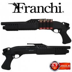 Fusil à Pompe Tactical Franchi ASG Crosse Courte