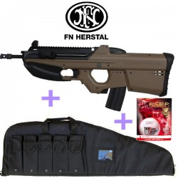 Pack Complet FN Herstal F2000 Dark Earth