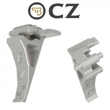 Queue de Détente (trigger) Silver pour Scorpion EVO 3A1