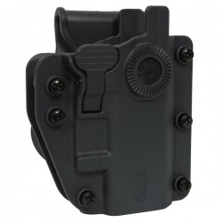 Holster Rigide Battle Grey Multi Angles Universel Ambidextre Swiss Arms Adapt-X
