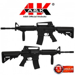 Pack M4 RIS Long A&K