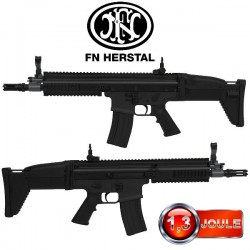 FN Scar-L Noir Herstal ABS