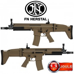 FN Scar-L Tan Herstal ABS