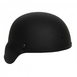 Casque S&T Mich 2000 Helmet BK