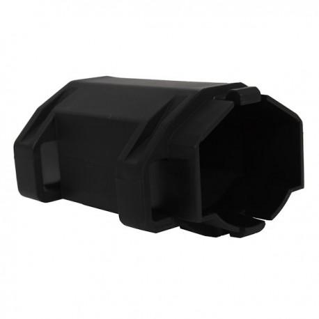 Extension Tube de Crosse Batteries Noir pour Modèles Amoeba